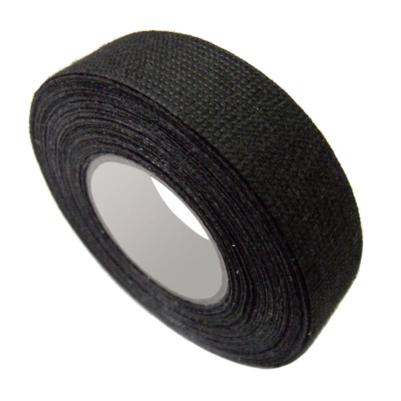 19mm Automotive Wiring Harness Tape Heat resistant Adhesive Cloth