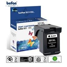 Совместимый картридж befon 301 XL, сменный картридж для принтера HP301 DeskJet 1050 2050 3050 2150 3150 1010 1510 2540