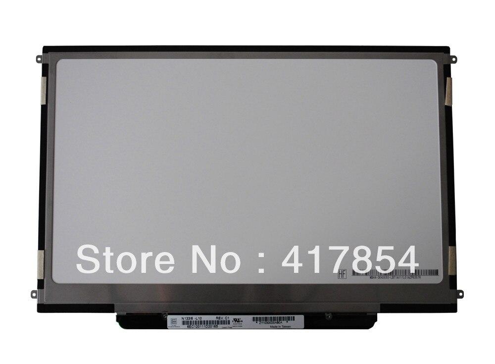 Brand New N133I6-L09 N133I6-L10 B133EW04 B133EW07 13.3 display WSVGA 1280 x 800 for Apple Macbook Laptop Screen brand new dmd chip 1280 6038b 1280 6039b 1280 6138b 6139b 6338b