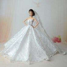 Popular Barbie Bridal Dress Buy Cheap Barbie Bridal Dress Lots