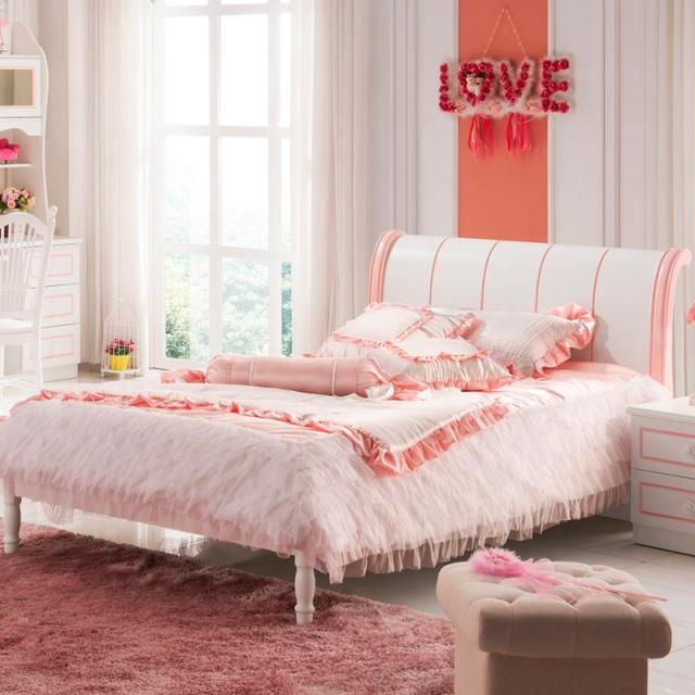 Bedroom Furniture Children S Bed Princess Young Suite Single