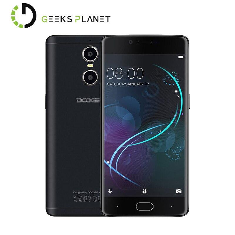 bilder für Ursprüngliche Doogee Schießen 1 Dual-kamera Handy MTK6737T 1,5 GHz Quad Core 5,5 Zoll FHD Bildschirm Android 6.0 4G LTE Smartphone