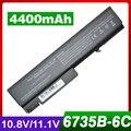 4400 мАч батареи ноутбука для HP COMPAQ 6530b 6535b 6730b 6735b 6930 P 8440 P 8440 Вт ProBook 6440b 6445b 6540b 6545b 6450b 6550b 6555b