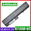 4400mAh laptop battery for HP COMPAQ 6530b 6535b 6730b 6735b 6930p 8440p 8440w ProBook 6440b 6445b 6450b 6540b 6545b 6550b 6555b