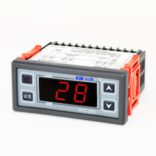 Wholesale prices Jingchuang electrons microscopic computer temperature control thermostat switch cold storage stc-200 alarm