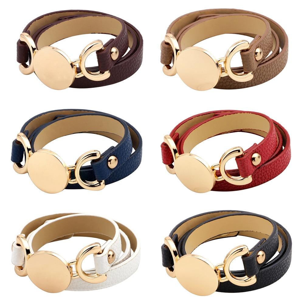 Kirykle-Bracelet de Bracelet en cuir, Simple, multicouche, Original, le rôle Ofing est dégusté, nouveau nouveauté 2019 5