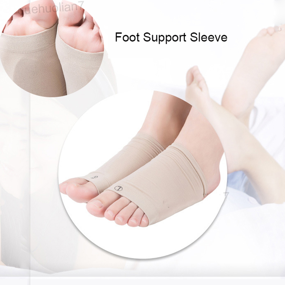 1 Pair Foot Care Plantar Fasciitis Arch Support Sleeve Cushion Heel Spurs Neuromas Pad Sock Feet Patch Massage Feet Pad SPEQUIX anti anti heel shoe heel insole spurs plantar fasciitis achilles tendinitis plantar diabetic foot thick silicone cushion