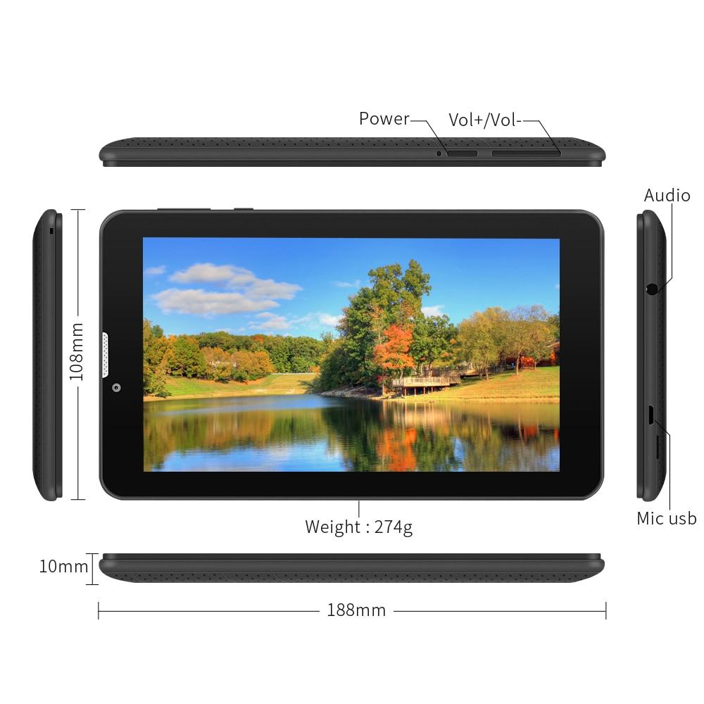 e706 7 google android 5 1 tablet 3g unlocked phone tablet. Black Bedroom Furniture Sets. Home Design Ideas