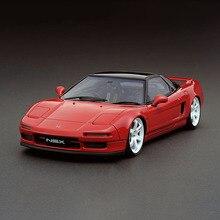 1/24 Araba Modeli Ölçekli Montaj Araba Modeli HONDA NSX Araba Modeli DIY Tamiya 24100