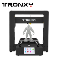 Newest X6A DIY Kit 3D printer Large Size I3 mini Ender X6A printer 3D Continuation Print Power Creality 3D X6A Touch LCD