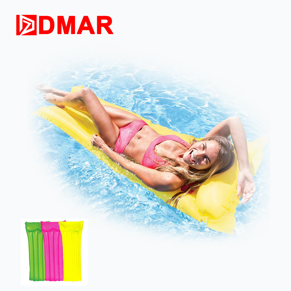 DMAR 183CM 72inches Inflatable Bed Beach Mattress Giant Pool Float Swimming Ring Circle For Adults Summer Water Party Toys
