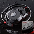 Neckband esporte sweatproof portátil sem fio bluetooth 4.0 stereo headset fone de ouvido w/microfone para iphone 6 6 plus cootree 220