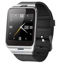 Heißer verkauf! Smartwatch Bluetooth Smart Uhr Armbanduhr Digitale Sportuhr Für Android-Handy Mit Kamera Tragbare Intelligente Ele