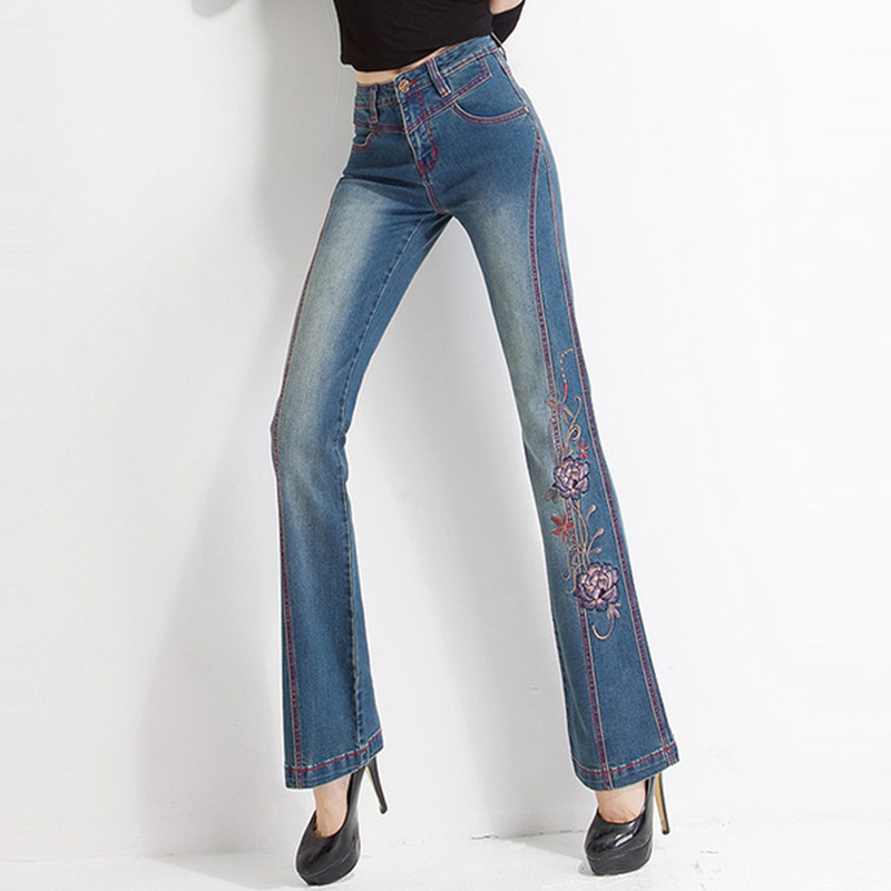 Women Jeans with Embs