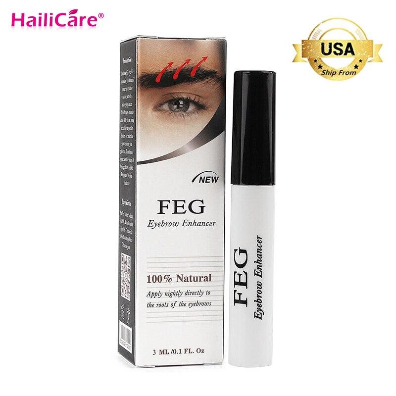 Feg Eyebrows Enhancer Eyelash Growth Serum Natural Eye ...