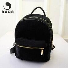 SUDS New Small Women S Backpacks For Teenage Girls 2019 Mochila Feminina Vintage Mini Rucksack Women