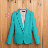 Candy-colored Blazer