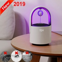 2019 New Mosquito Killer Lamp Led Mosquito Fly Bug Insect Trap Use Catalizador Led Antimosquitos Electrico Safety Mosquito Light
