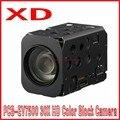Frete grátis para sony fcb-ev7500 30x hd câmera bloco de cor módulo de câmera com zoom de 30x zoom da lente da câmera