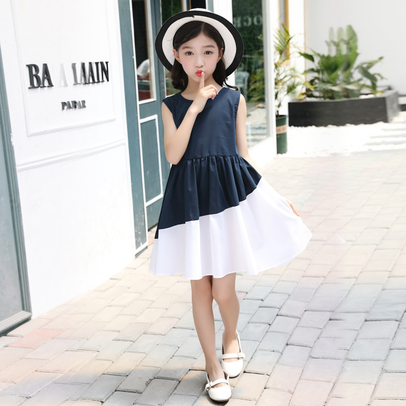 Baby Dress Rushed Vestidos Mujer Vestido Infantil Children's Dress Soft Loose Comfortable And Breathable Fashion New In 2018 женское платье booming jelly v 2015 vestido vestidos 141029 page 9
