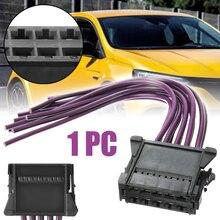 цены на Heater Blower Resistor Wiring Loom Harness For Re-nault Megane Scenic Mk2 8200729298 8200729297 AEH 389  в интернет-магазинах