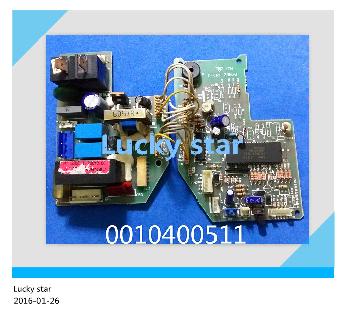 95% new for Haier Air conditioning computer board circuit board KFR-23GW/B KFR-23GW/C 0010400511 good working