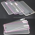10 UNIDS 3D Full cobertura pantalla de vidrio templado para el iphone 6 protector de pantalla Para apple iphone 6 S 3D Curvada Borde protector película