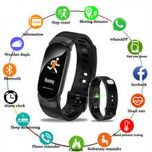 New Smart Watch Waterproof Blood Pressure Measurement Smartwatch Men Bluetooth Fitness Tracker Women Watches For Android Phone