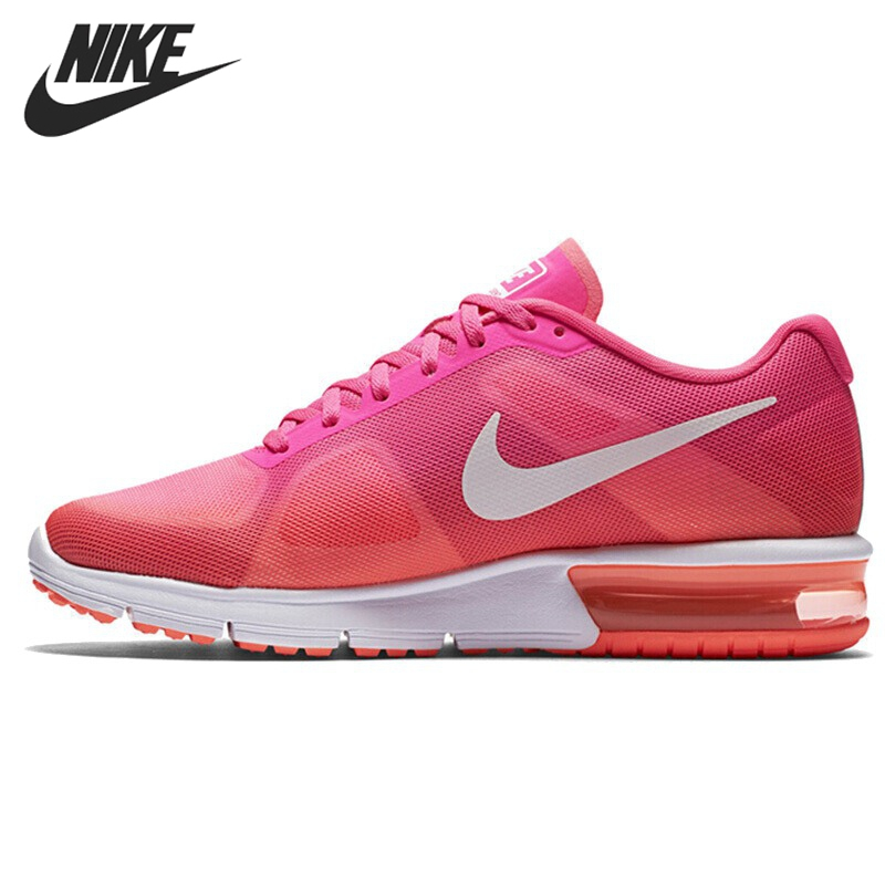 Original New Arrival 2017 NIKE AIR MAX SEQUENT Women's Running Shoes Sneakers nike original new arrival nike air max nike men s
