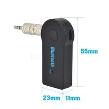 Receptor inalámbrico Bluetooth Altavoz Adaptador de Auriculares de 3.5 MM de Audio Estéreo Receptor de Música En Casa Bluetooth Manos Libres Plug