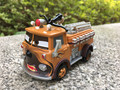 Original Pixar Car Star Wars Series Metal Diecast Red Firetruck As Chewbacca Toy Cars New Loose