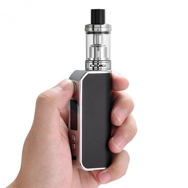 Elektronik Sigara Şubat S2 80 W Kutusu Mod Ve 2200 mAh Pil Kapasitesi Buharlaştırıcı Vape Vaper shisha kalem