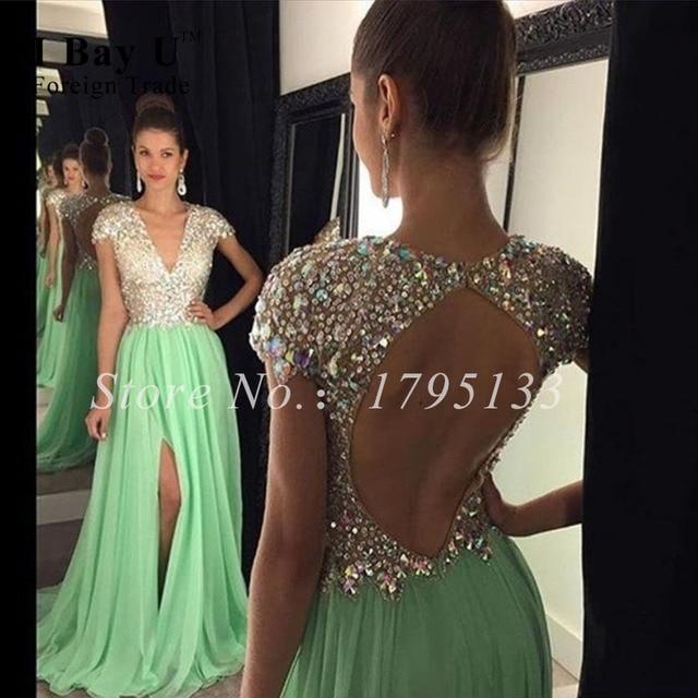 Aliexpress.com : Buy Abaya In Dubai Colorful Crystal Dress Empire ...