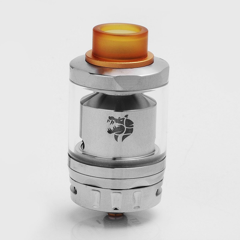 Original GeekVape Ammit Dual Coil Version RTA 3ml / 6ml 27mm Rebuildable Tank Atomizer the sampar sampar 6ml