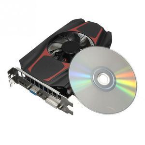 Image 5 - HD 7670 4GB DDR5 karty pulpitu do gier karty PCI Express 12 dla AMD procesor graficzny