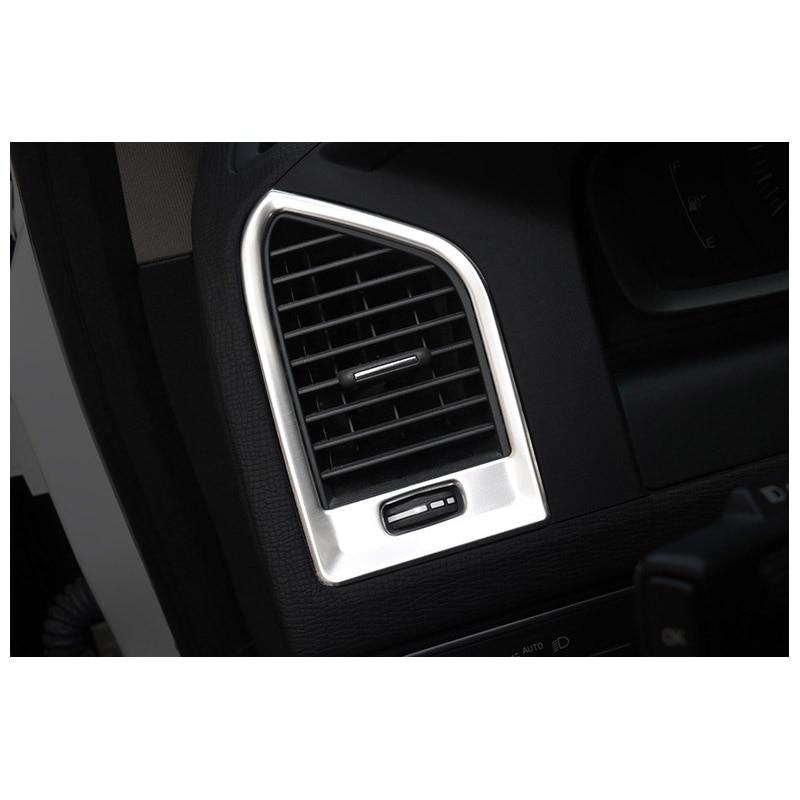 2 дана VOLVO XC60 ауа салонының - Автокөліктің ішкі керек-жарақтары - фото 1