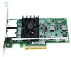 Dual-port RJ45 PCI-E X8 10Gb Ethernet konwergentnych adapter sieci K7H46