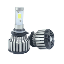 H4/H7/H11/H10/9005 (HB3)/9006 (HB4) Привет-Ло Beam Single Beam Автомобилей Светодиодные Фары Лампы автомобильные светодиодные лампы Авто Светодиодные Фары Противотуманные фары