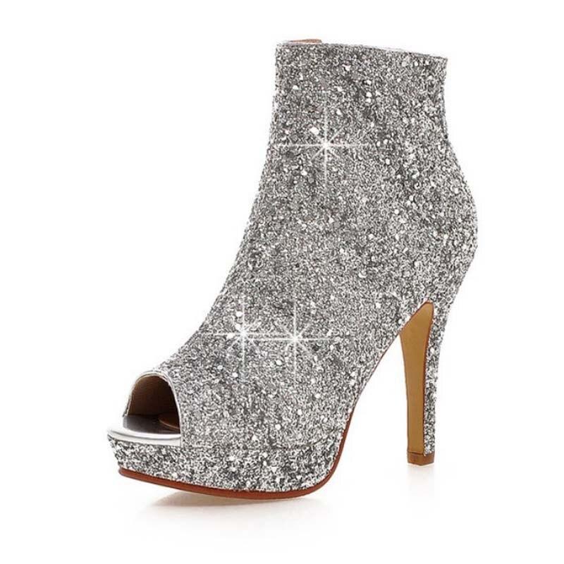sequin sparkle boots promotion shop for promotional sequin