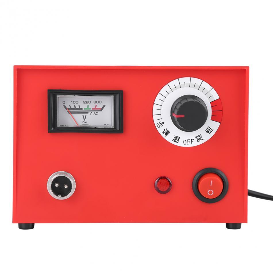 220V 50W LH50-ZP-2 Wood Burning Machine With Pyrography Pen Machine Kit Set Wood Crafts Burning Tools EU Plug New Arrival