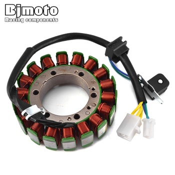 Motorcycle Generator Parts Stator Coil Comp For Suzuki 32101-10F01 VL1500 Intruder LC 1998-2004