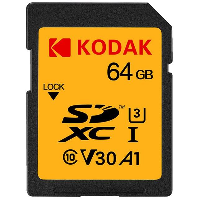 Kodak SDXC 64GB U3 V30