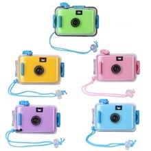 OOTDTY Lomo Underwater Waterproof Camera Mini Cute 35mm Film With Housing Case New