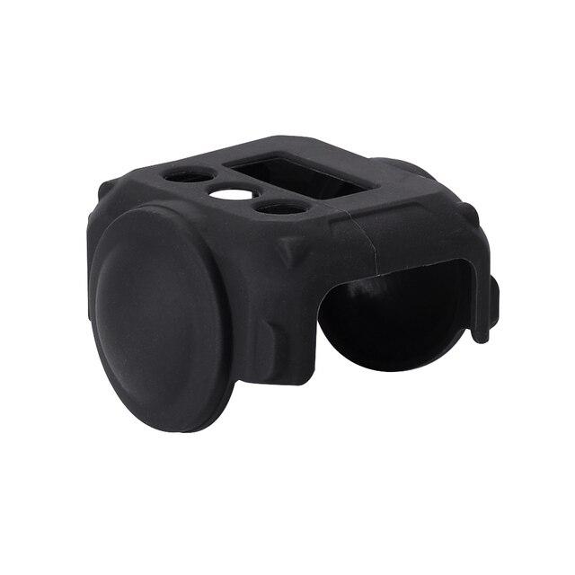 מצלמה מגן עדשת כיסוי סיליקון כיסוי מקרה עבור Garmin VIRB 360 מצלמה