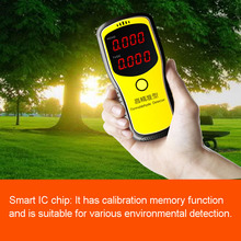 Portable Formaldehyde Detection Equipment Air Quality Detector Formaldehyde Air Quality Monitor Hot Sale laser measuring haze detector pm2 5 formaldehyde detection instruments with wifi function