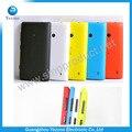 Doce cor tampa traseira porta + botões para Nokia Lumia 520 tampa porta frete grátis