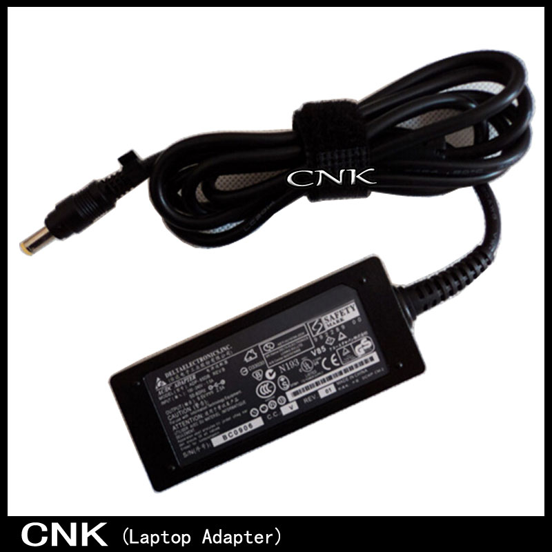 4.8*1.7MM 22W 9.5V 2.315A Laptop Charger For Asus Eee PC 701 701C 701SD 701SDX 703 801 8G 8G Linux 8G Surf 8G XP 900 Ac Adapter image
