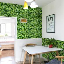 Pastoral Natural Green Grass Wallpaper 3d Self adhesive PVC Wall Papers Home Decor Living Rooms Bedroom Wallpapers Murals ZE053