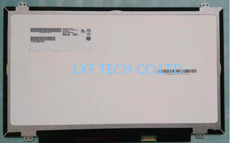 FULL HD 14 inch B140HAN01.2 LP140WF1 SPB1 B140HAN01.3 B140HAN01.0 FOR LENOVO L440 T440 IPS screen 1920*1080 30pin