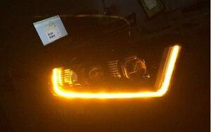 Image 5 - LED, 2011 ~ 2014, style de voiture pour phare de bord, évasion, Transit, Explorer, topaze, taureau, Tempo, spectron, faucon, phare de bord